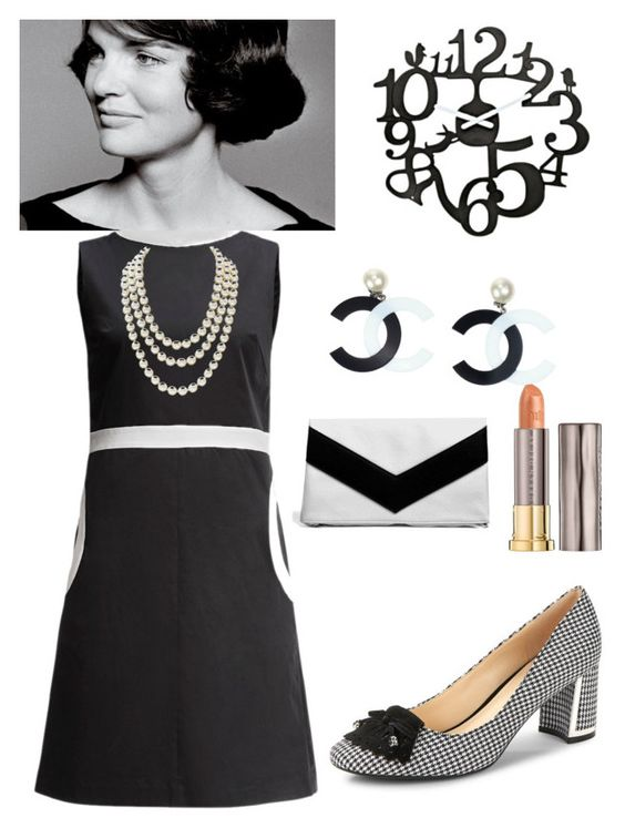 """Fashion of an icon"" by kotnourka ❤ liked on Polyvore featuring Rumour London, Koziol, Karl Lagerfeld, Boohoo, Urban Decay and Chanel"