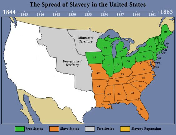 an overview of slavery in north america The united states of america has a reputation as a beacon of freedom and diversity from the colonial period of its history from the beginning, however, americans' freedoms were tied to a mixture of religious and ethnic affiliations that privileged some inhabitants of north america over others.