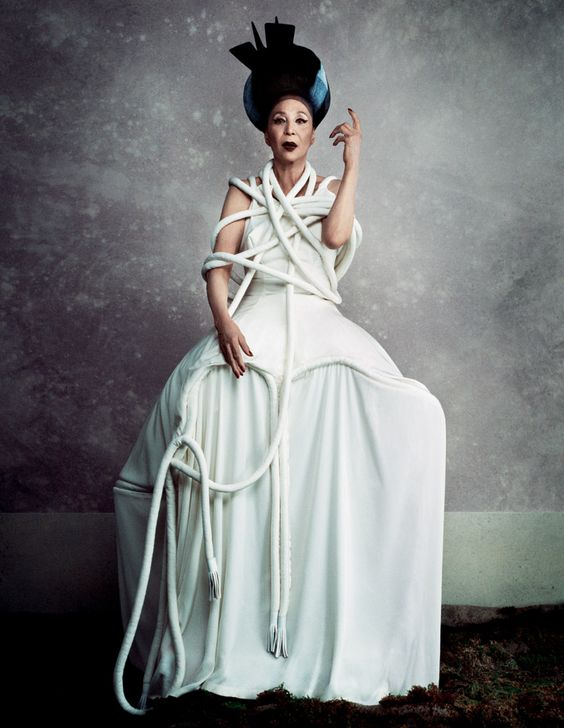 In the 1950s, China Machado made fashion history as the world's first non-Caucasian model. She went on to model for the great couture houses of Paris, before relocating to New York and working exclusively as Richard Avedon's muse. China recently returned to modelling aged 82, confirming her reputation as true fashion royalty.