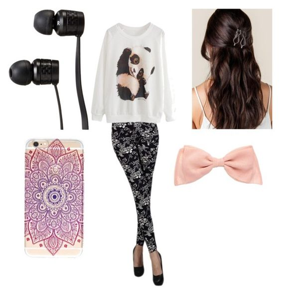 """""""Panda outfit"""" by explorer-147283671010 on Polyvore featuring Vans"""