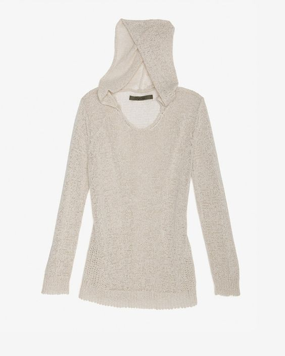 Hooded Sweater-Just In-Tops-Clothing- IntermixOnline.com