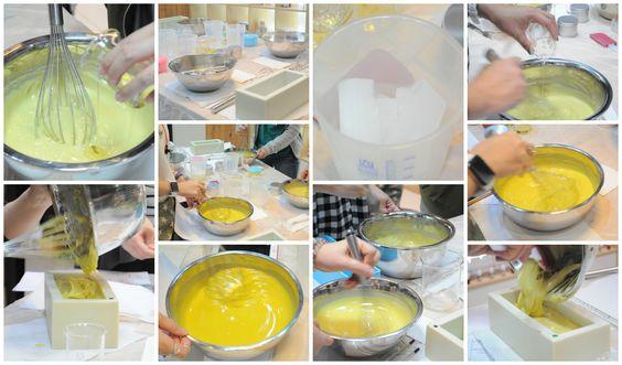 1/06 DIY 肥皂班花絮