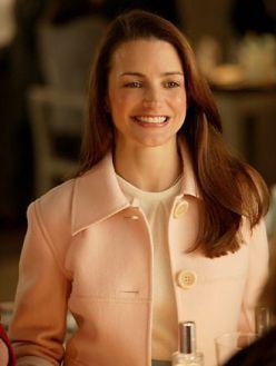 SATC Girls: Charlotte York Goldenblatt. View her character profile here: http://abigailcherry.hubpages.com/hub/Sex-And-The-City-Girls--Charlotte-York-Goldenblatt