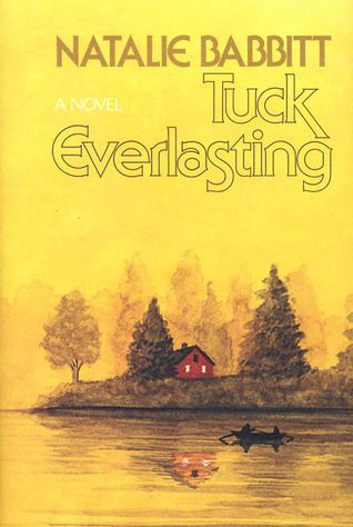 tuck everlasting. i still remember loving this book in 4th grade.