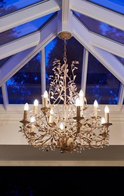 Class Character Westbury Garden Rooms Roof Lantern Conservatory Lighting Garden Room
