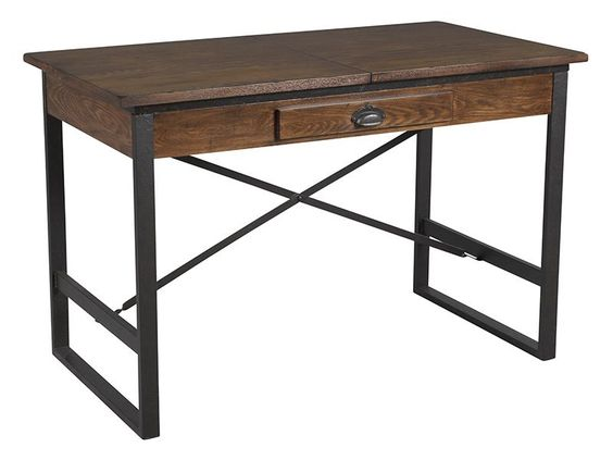 We love the Dane Counter Height Table - classic and rustic yet modern!