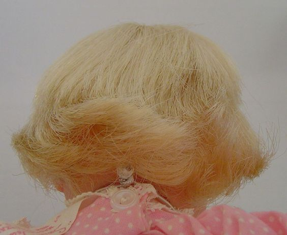 """""""1960s Petite 8"""" Madame Alexander SWEET TEARS Baby Doll ~ Pretty in Pink ~ Mint In Box"""""""