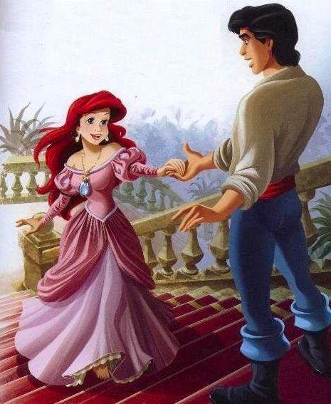 Pinterest le catalogue d 39 id es - Jeux de ariel et son prince ...