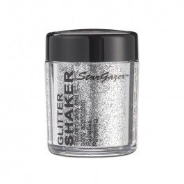 Glitter Shaker-Silver