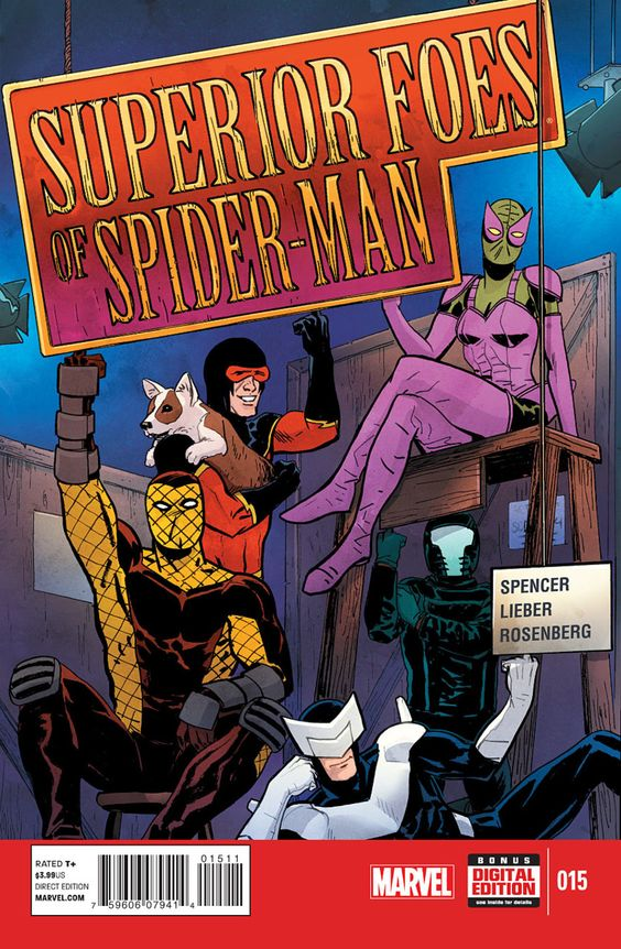 The Superior Foes of Spider-Man #15 (Issue)