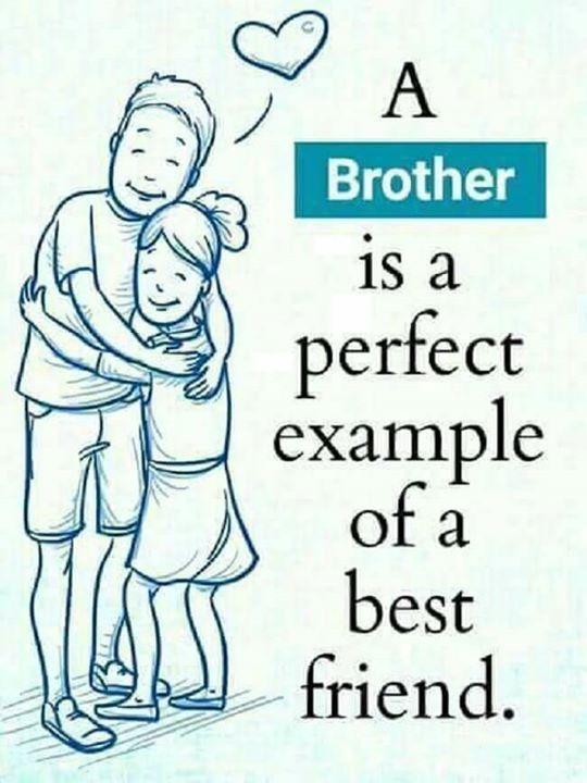 Positivebear Let Positivity Sink In Your Mind Sister Quotes Best Brother Quotes Brother Quotes