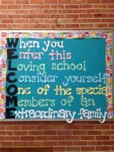 pto back to school bulliten board - Yahoo Image Search Results