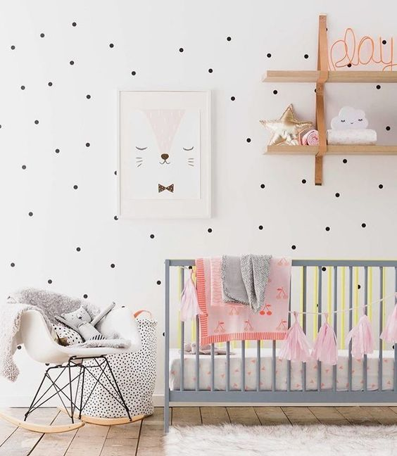 letras para habitaciones infantiles