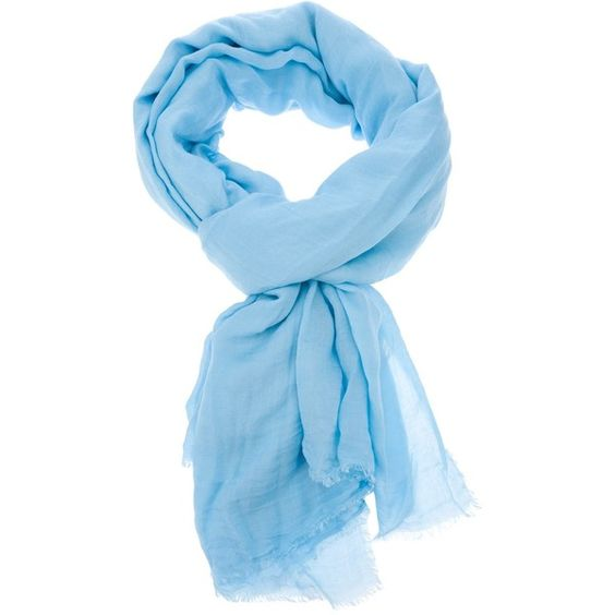 FALIERO SARTI 'Alexander' scarf (615 BRL) ❤ liked on Polyvore featuring accessories, scarves, faliero sarti and faliero sarti scarves