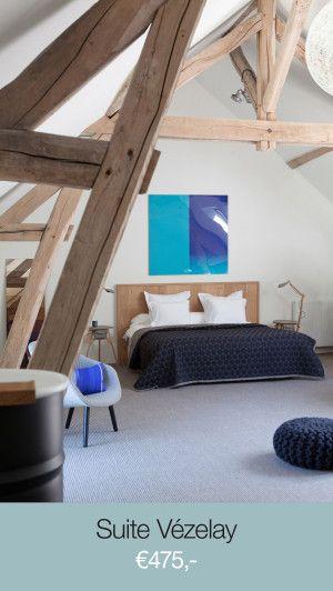 Rooms & Suites - Château de la Resle