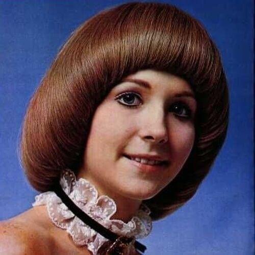 50 Pagenkopf Haarschnitte Frauen Blog Pilz Frisur Haarschnitt Ideen Retro Haar