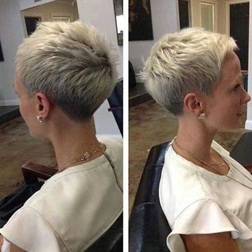 The Perfect 30 Pixie Haircut Gallery 2019 Short Thin Hair Short Hair Styles Short Pixie Haircuts