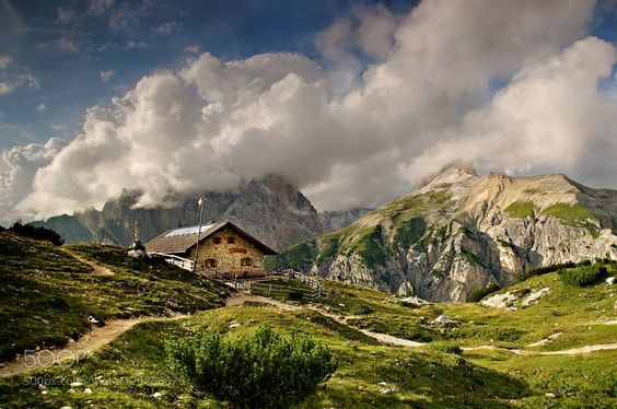 #photography Hut on the way by darkogersak https://t.co/kWVaBbvZk5 #followme #photography
