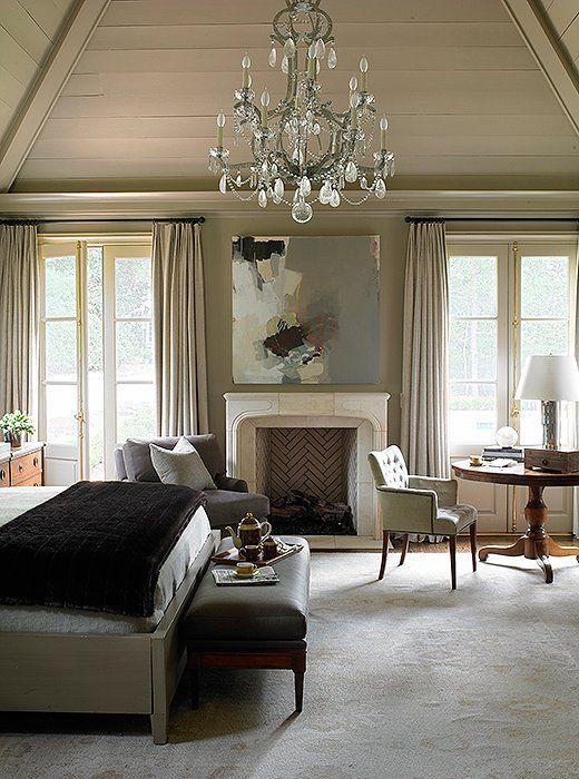 Designer Bedroom Colors Amusing 8 Designer Ideas For Beautiful Beige Rooms  Beige Shiplap Decorating Inspiration