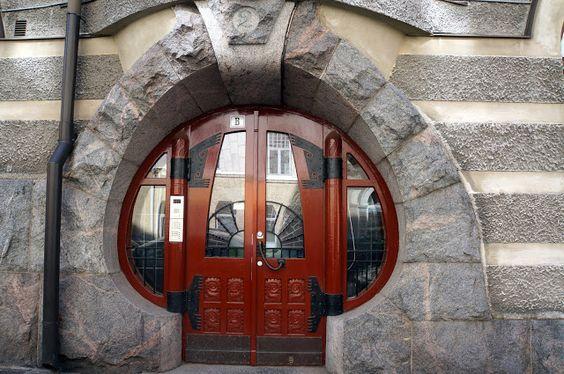 Anreise auf die Lofoten: Erster Stopp Helsinki #1 Jugendstil | Stadt Land Job