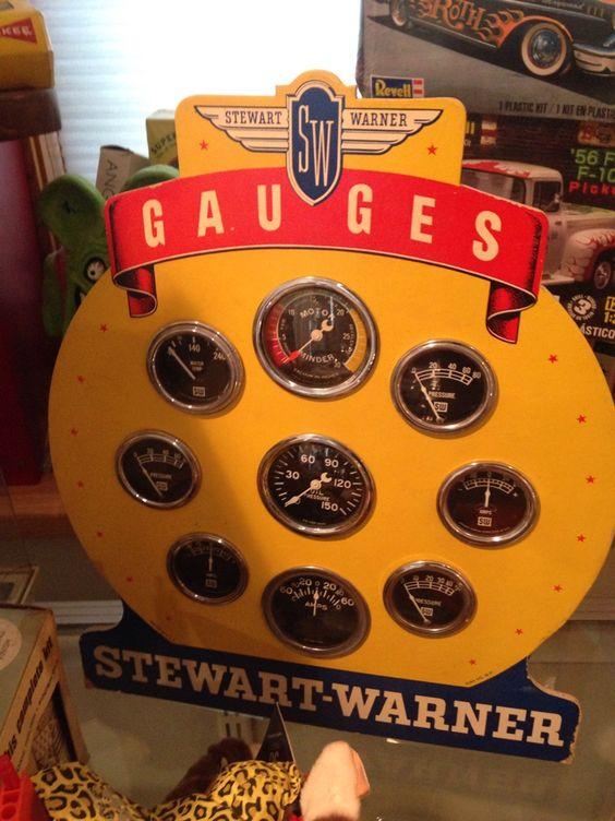 SW Gauge Display