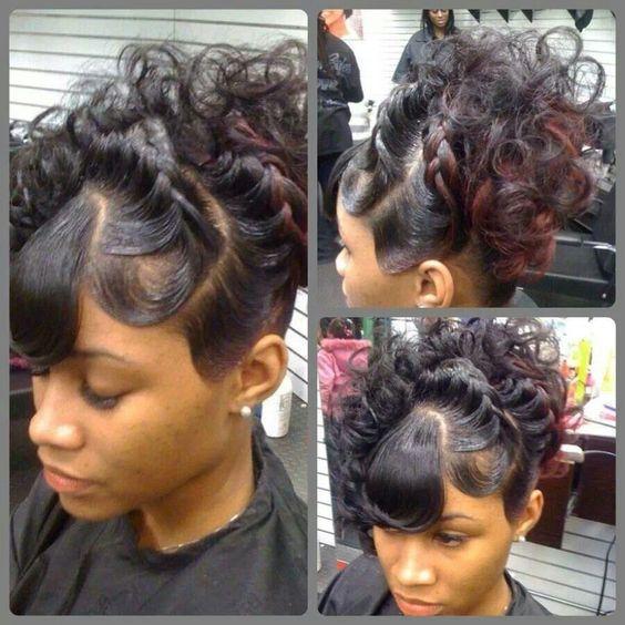 Prime Under Braids Pinup And Pin Up On Pinterest Short Hairstyles Gunalazisus