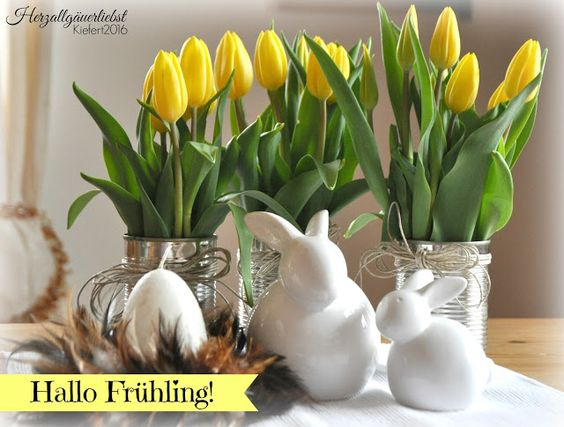 herzallgäuerliebst: Griaß di Frühling!