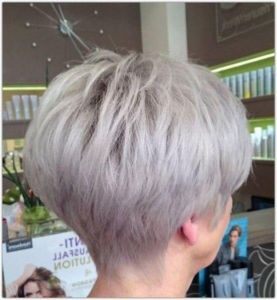 Frisuren 2019 Frauen Kurz Ab 50 Dickes Haar Frisuren 2019 Frauen Kurz Ab 50 Insp In 2020 Frisuren Kurz Haarschnitt Kurzhaarfrisuren