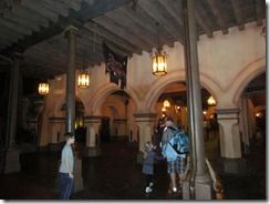 "Walt Disney World ""Pirates of the Caribbean"" ride in Magic Kingdom"
