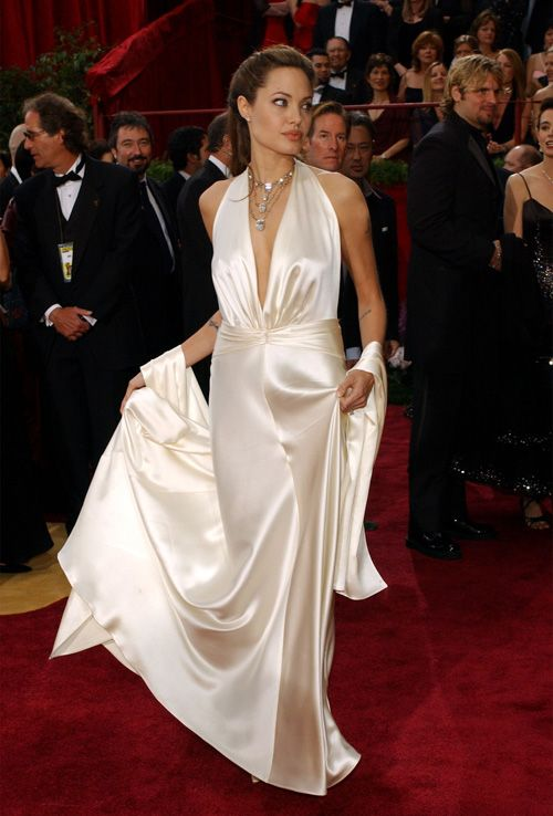 Angelina jolie red carpet dresses - photo#23