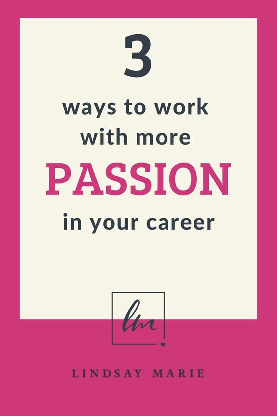 Learn how to find passion in your career and how you can align your life, work and passion to experience joy. Visit the blog and I will walk you through the steps to evaluate your passion and create goals that will help you find more passion in your career.