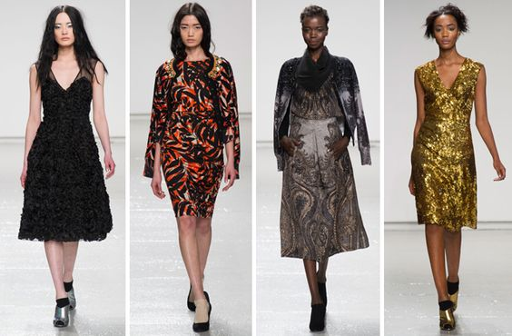 Dear Michelle Obama, Please Wear These Tracy Reese Looks This Fall