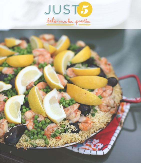 Paella  |  The Fresh Exchange