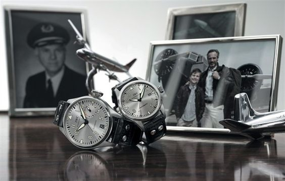 If you're looking for the perfect gift for the men in your life with a strong sense of family, IWC Schaffhausen has just the thing for you: its exclusive special edition duo watch collection for father and son...