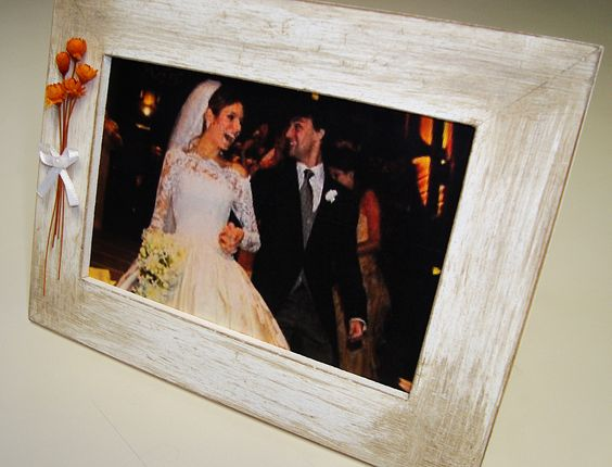 porta retrato casamento - Pesquisa Google