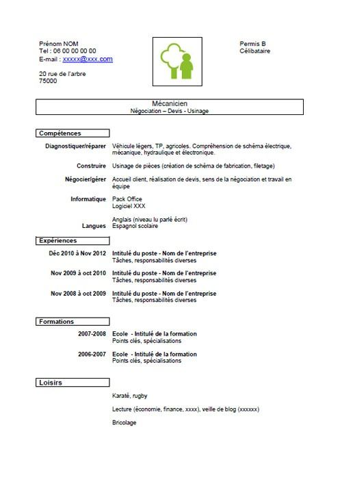 Exemple Cv Technicien Maintenance Informatique Cv Anonyme Exemple Cv Technicien Maintenance Maintenance Informatique