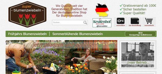 Blumenzwiebeln bestellen online günstigen preisen in unserem shop wenn sie online blumenzwiebeln kaufen Holland einfach und sicher bestellen wollen.  http://www.superblumenzwiebeln.de/versandkosten