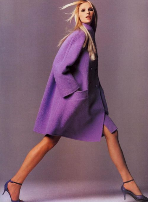 """Pure Couture"", VOGUE US, September 1995... -"