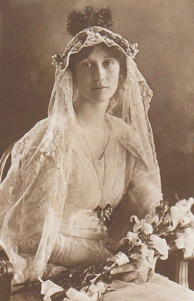 Her Royal Highness Princess Axel of Denmark (1899-1977) née Princess Margaretha of Sweden and Norway:
