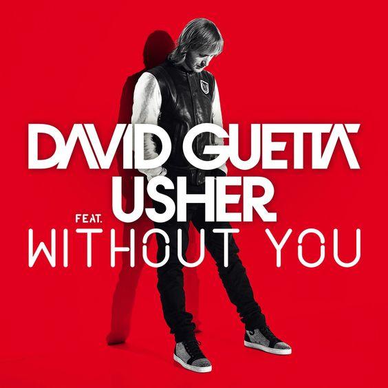 David Guetta, Usher – Without You (single cover art)