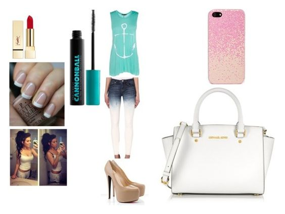 """""""Sans titre #98"""" by babydoll1311 ❤ liked on Polyvore"""
