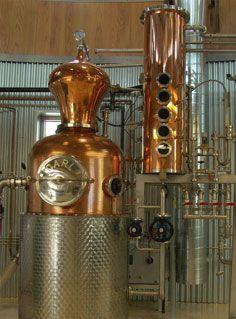 Door County Distillery Distillation Pinterest