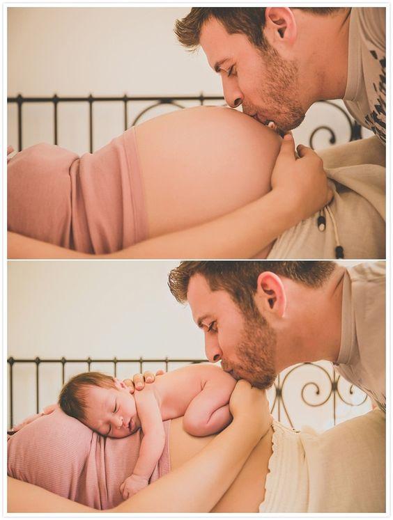 A quel moment l'homme se sent-il devenir père ? En voilà une grande question, qu'on a posé à des mâles. Le jeu ? Finir la phrase «J'ai su que j'étais papa quand...» J'ai su que j'étais papa quand... J'ai croisé le regard de mon fils quand la sage-femme l'a posé sur sa maman. C'est à…