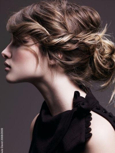 Easy Updo Hair Styles