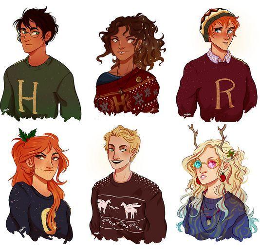 Fan Art Harry Potter Harry Potter Fans D Harry Potter Personnages Harry Potter