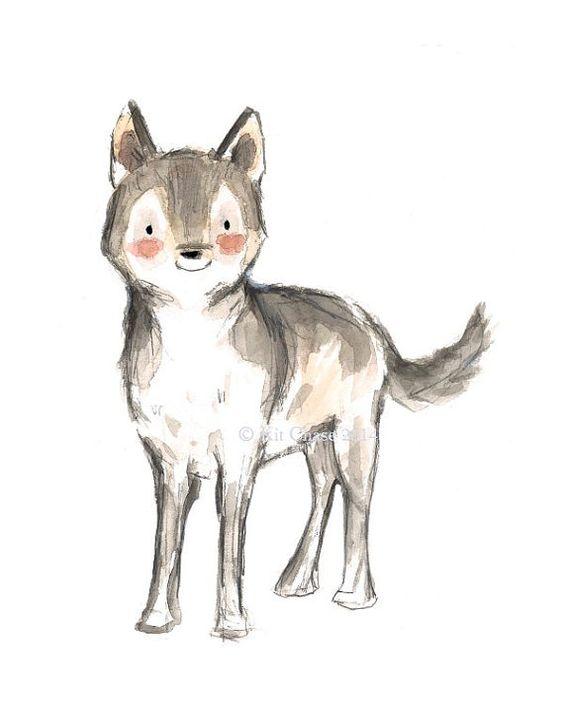 """Art--""""WOLF""""--Archiv pour enfants..."""