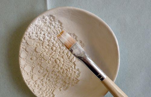 doily plate | Craft Ideas | Pinterest | Beautiful, Plates ...