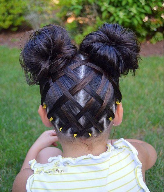 Whoops Girls Hairstyles Easy Hair Styles Cute Little Girl Hairstyles