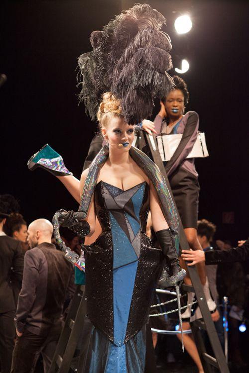 Mercedes-Benz Fashion Week Sebastian Ellrich Show