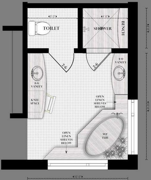 39 Most Popular Ways To Master Bedroom Design Layout Floor Plans Bathroom 2 Apikhome Co Master Bedroom Design Layout Master Bath Layout Bathroom Floor Plans